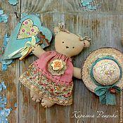 Куклы и игрушки ручной работы. Ярмарка Мастеров - ручная работа Дачные мишки. Handmade.