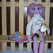 """Куклы и игрушки ручной работы. Ярмарка Мастеров - ручная работа Кула интерьерная """"Позабытое чудо"""". Handmade."""