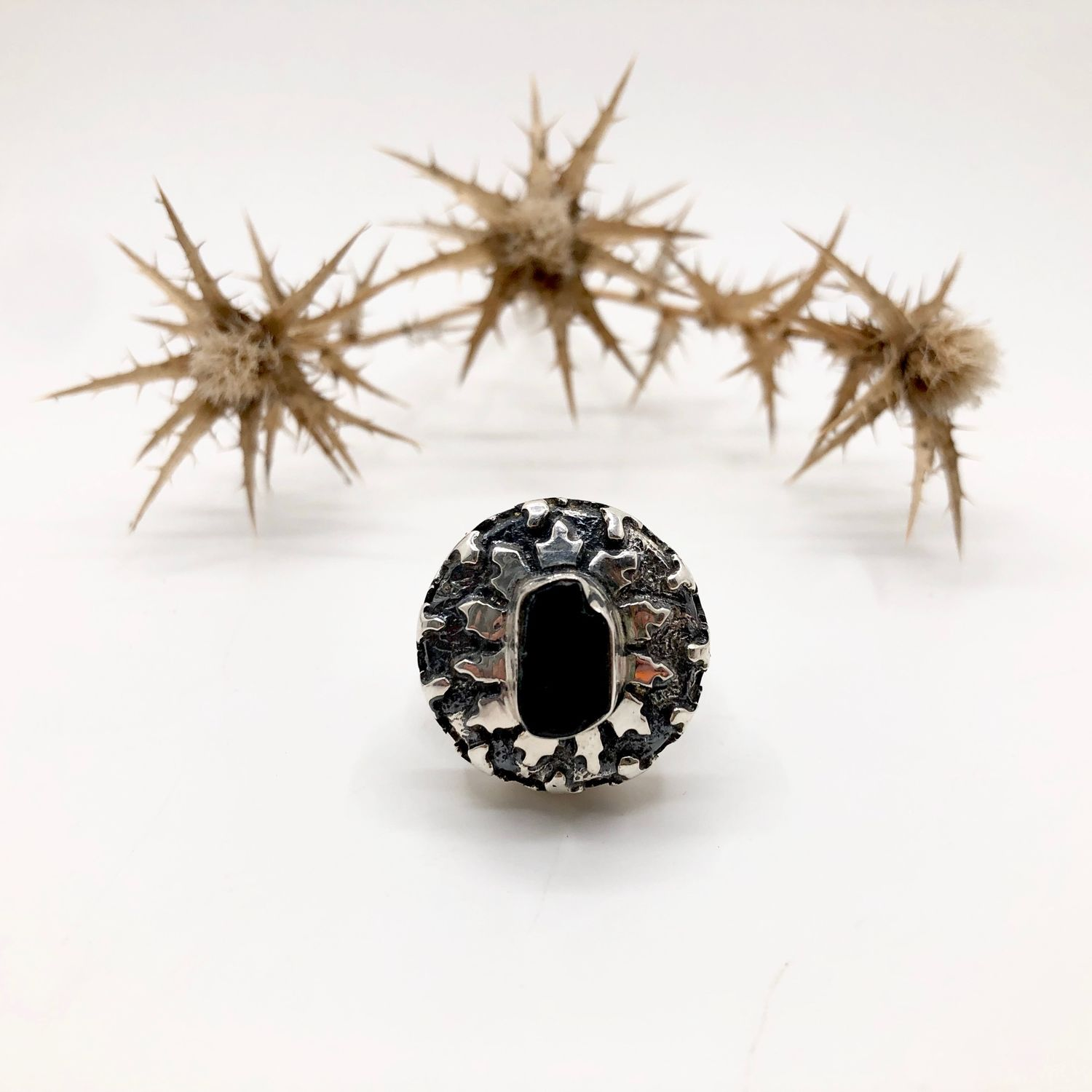 Ring with tourmaline, Rings, Feodosia,  Фото №1