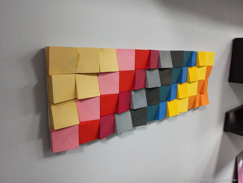 Цветное панно на стену, Элементы интерьера, Санкт-Петербург,  Фото №1