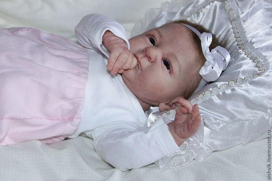 Куклы-младенцы и reborn ручной работы. Ярмарка Мастеров - ручная работа. Купить Куколка Реборн Серафимушка. Handmade. Кукла реборн
