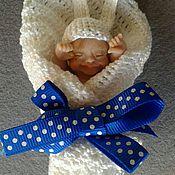 Куклы и игрушки ручной работы. Ярмарка Мастеров - ручная работа Малыш Севочка. Handmade.