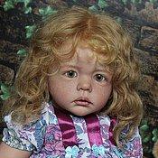 Куклы и игрушки ручной работы. Ярмарка Мастеров - ручная работа Кукла реборн молд Вилма Каролы Вегерич. Handmade.