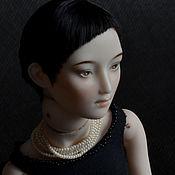Куклы и игрушки handmade. Livemaster - original item Vivien. Handmade.