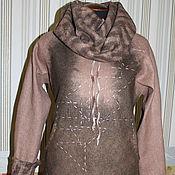"""Одежда ручной работы. Ярмарка Мастеров - ручная работа Толстовка """"Геометрия"""". Handmade."""