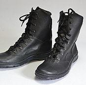 Обувь ручной работы. Ярмарка Мастеров - ручная работа Берцы Магнум. Handmade.