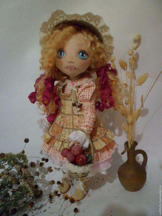 Коллекционные куклы ручной работы. Ярмарка Мастеров - ручная работа. Купить Ариша,36 см.. Handmade. Ручная авторская работа