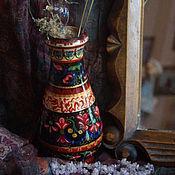 """Для дома и интерьера ручной работы. Ярмарка Мастеров - ручная работа Ваза """"Восток"""". Handmade."""