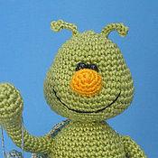 Куклы и игрушки ручной работы. Ярмарка Мастеров - ручная работа светлячок Ильич. Handmade.