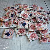 """Свадебный салон ручной работы. Ярмарка Мастеров - ручная работа Свадебный шоколад """"Розовая пенка"""". Handmade."""