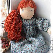 Куклы и игрушки ручной работы. Ярмарка Мастеров - ручная работа Вальдорфская кукла Эмми. Handmade.