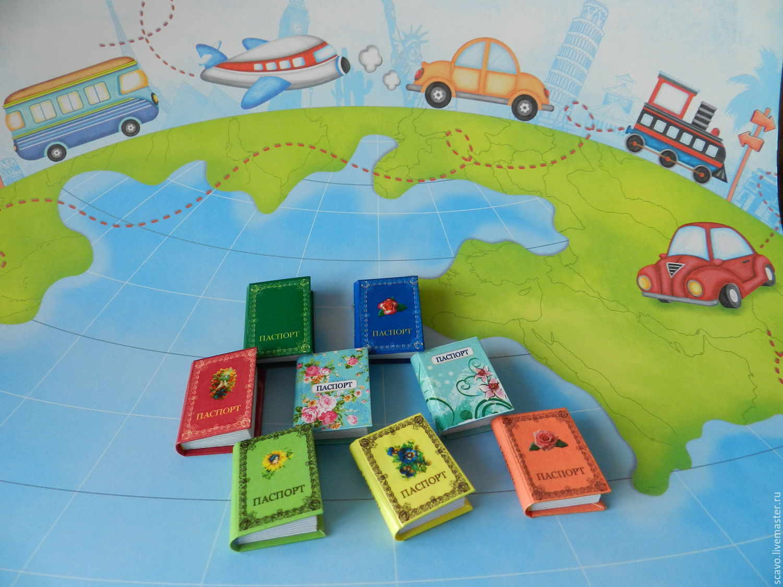 Паспорт для куклы / игрушки, Одежда для кукол, Санкт-Петербург,  Фото №1