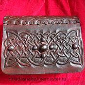 """Фен-шуй и эзотерика ручной работы. Ярмарка Мастеров - ручная работа Чехол для малой колоды """"Кельтский"""". Handmade."""