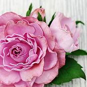 Украшения ручной работы. Ярмарка Мастеров - ручная работа Винтажные розы. Handmade.