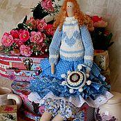 Куклы и игрушки ручной работы. Ярмарка Мастеров - ручная работа Тильда кукла Грейс Робертс. Handmade.