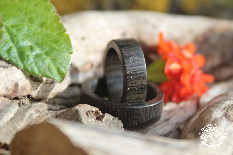 Деревянные кольца ( мореный дуб), Кольца, Санкт-Петербург,  Фото №1