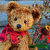 Куклы и игрушки handmade. Livemaster - original item Teddy Bears: MAKAR on the pattern of the Soviet bear in 1956. Handmade.