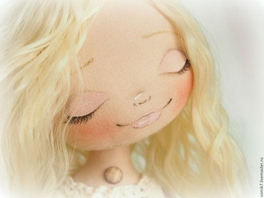 """Коллекционные куклы ручной работы. Ярмарка Мастеров - ручная работа. Купить Малышка """"В мире сладких снов!"""". Handmade. Кукла"""