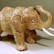 """Для дома и интерьера ручной работы. Ярмарка Мастеров - ручная работа """"Большой Карельский Слон"""". Handmade."""