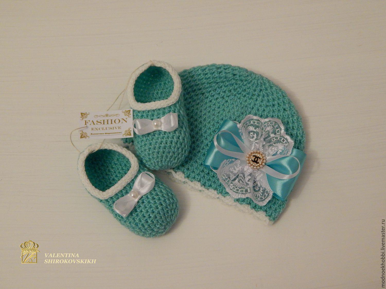 238d44e04bd3 Online shopping on · For Newborns handmade. Order Charm set for newborn girl.  Valentina Shirokovskikh. Livemaster.