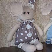Куклы и игрушки ручной работы. Ярмарка Мастеров - ручная работа Игровой заяц. Handmade.