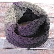 Аксессуары handmade. Livemaster - original item Scarf-Snood. Handmade.