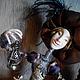 """Персональные подарки ручной работы. Ярмарка Мастеров - ручная работа. Купить """"Паж с фонариком"""". Handmade. Кукла ручной работы"""