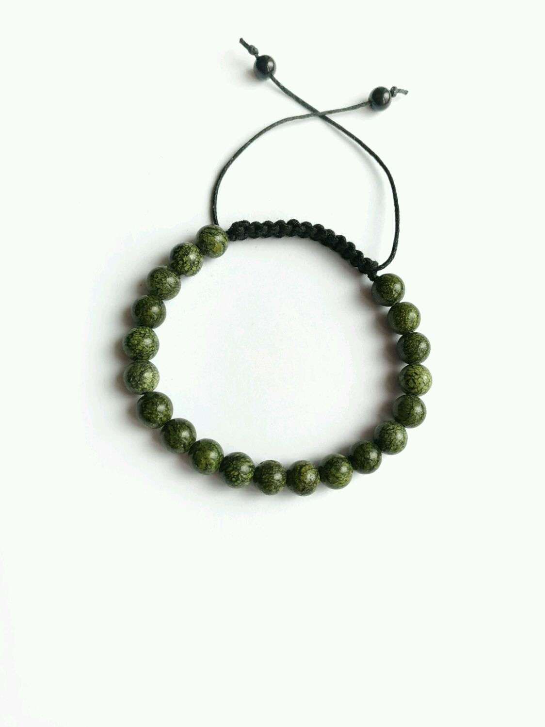 Bracelet made of natural stones Coil, Bead bracelet, Moscow,  Фото №1