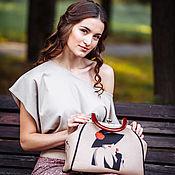 Сумки и аксессуары handmade. Livemaster - original item Bag clasp. Clasp bag. Bag with clasp. Handmade.