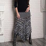Одежда ручной работы. Ярмарка Мастеров - ручная работа Авторская юбка``PEARL FOAM``. Handmade.