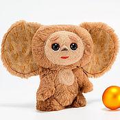 Куклы и игрушки ручной работы. Ярмарка Мастеров - ручная работа Чебураша. Handmade.