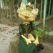 Куклы и игрушки ручной работы. Ярмарка Мастеров - ручная работа Кукла Кваралевишна. Handmade.