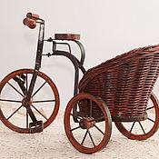 Как сделать велосипед для кукол своими руками