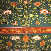 """Для дома и интерьера ручной работы. Ярмарка Мастеров - ручная работа сундук """"французкий"""". Handmade."""