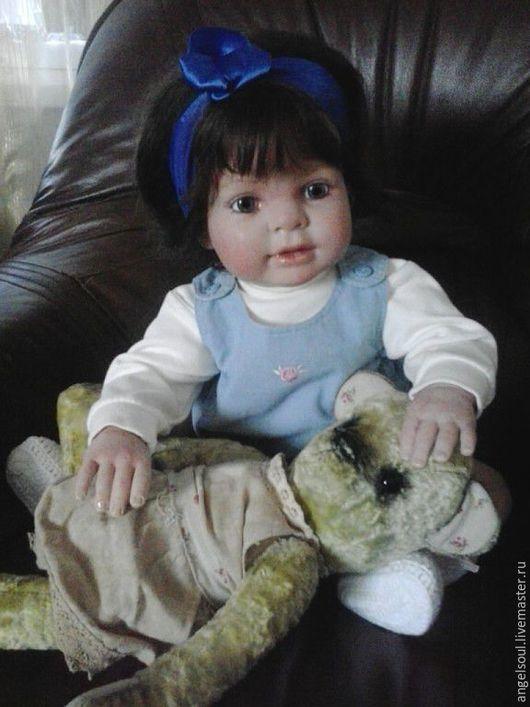 Куклы-младенцы и reborn ручной работы. Ярмарка Мастеров - ручная работа. Купить малышка реборн Дашенька. Handmade. Реборн, игрушка