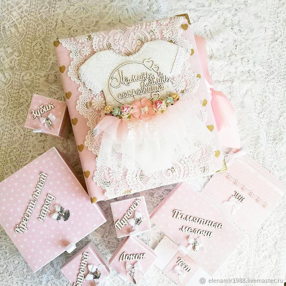 Мамины сокровища для девочки, Упаковочная коробка, Камышлов,  Фото №1