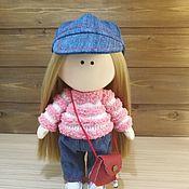 Куклы и игрушки ручной работы. Ярмарка Мастеров - ручная работа Валерия. Handmade.
