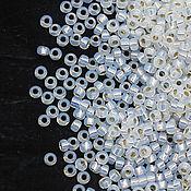 Материалы для творчества handmade. Livemaster - original item Miyuki beads 11/0 No. №551 Japanese Miyuki beads 8 gr. Handmade.