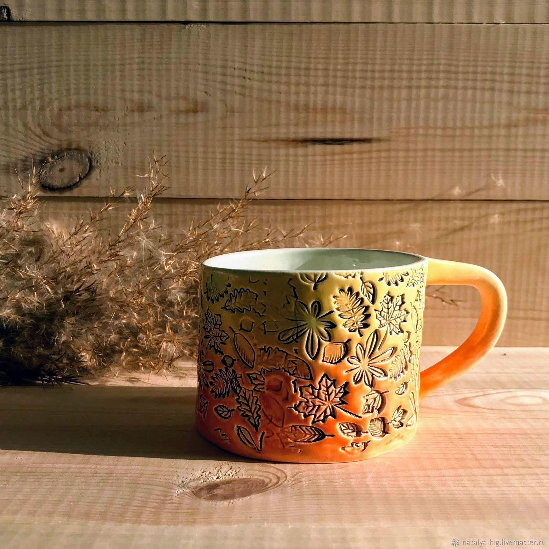 Кружки и чашки ручной работы. Ярмарка Мастеров - ручная работа. Купить Чашка. Handmade. Кружка, чашка, ручная работа, посуда