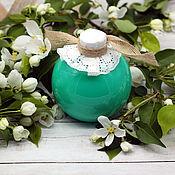 handmade. Livemaster - original item The shower gel is sulfate-free Blooming Apple tree. Handmade.