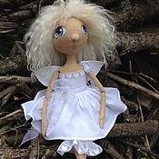 Куклы и игрушки ручной работы. Ярмарка Мастеров - ручная работа Кукла Молин. Handmade.