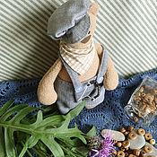 Куклы и игрушки handmade. Livemaster - original item Bear Bully Sam. Handmade.