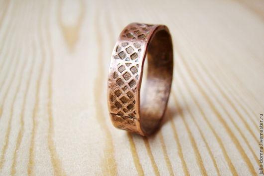 Украшения для мужчин, ручной работы. Ярмарка Мастеров - ручная работа. Купить кольцо - перстень мужское Chained - подарок мужчине. Handmade.
