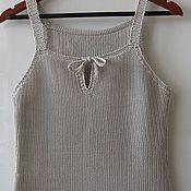 Одежда ручной работы. Ярмарка Мастеров - ручная работа Платье - сарафан. Handmade.