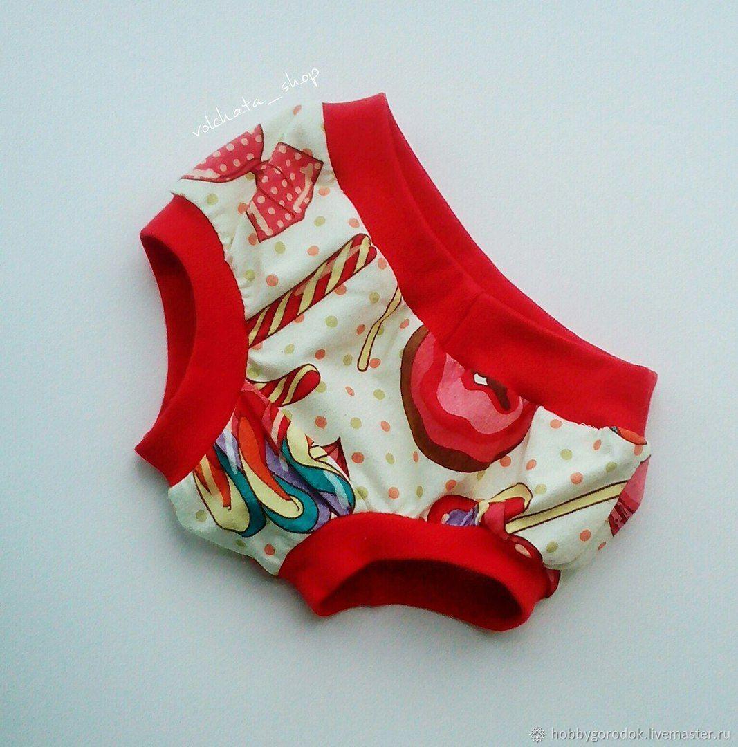 6b051463deb4 Для новорожденных, ручной работы. Ярмарка Мастеров - ручная работа. Купить  Трусики хипстеры.