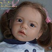 Куклы и игрушки ручной работы. Ярмарка Мастеров - ручная работа Изабелла кукла реборн. Handmade.