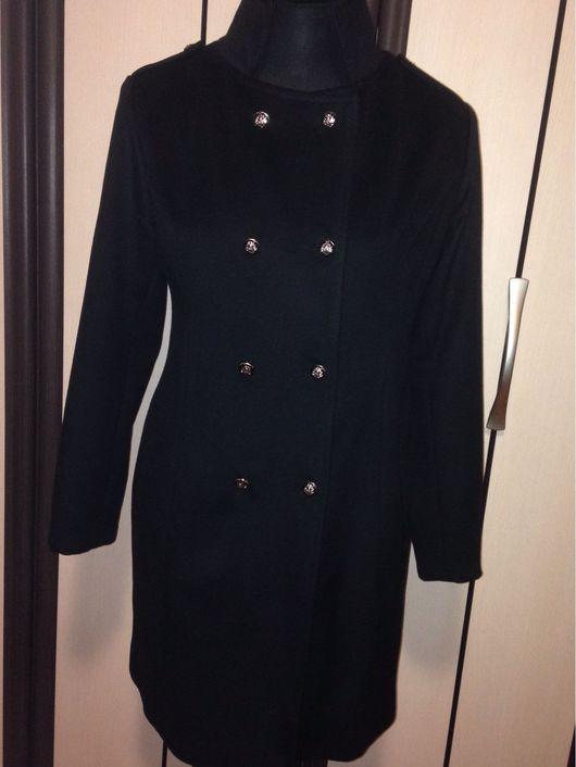 Верхняя одежда ручной работы. Ярмарка Мастеров - ручная работа. Купить Пальто из шерсти Max Mara. Handmade. На осень