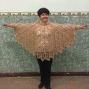 Одежда ручной работы. Ярмарка Мастеров - ручная работа Золотой листопад. Handmade.