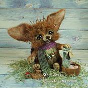 Куклы и игрушки ручной работы. Ярмарка Мастеров - ручная работа Домовенок Шуршик. Handmade.