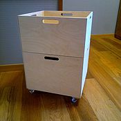 Для дома и интерьера ручной работы. Ярмарка Мастеров - ручная работа Ящики для хранения.. Handmade.